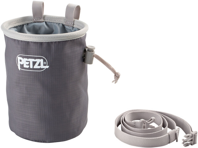 Petzl Bandi Chalk Bag grey